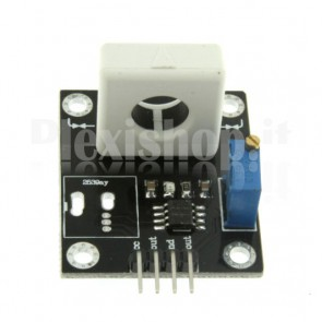 Module with WCS1800 Current Sensor