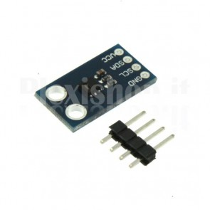 Module with temperature and humidity digital sensor SHT20