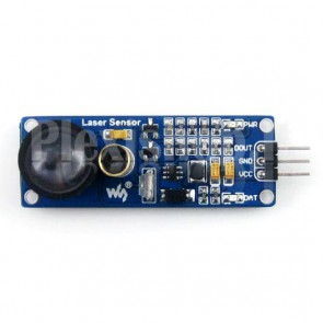Module with laser sensor for Arduino