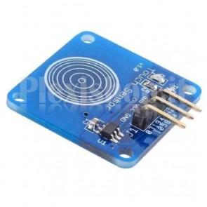 Modulo con sensore touch capacitivo TTP223B