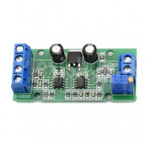 Modulo convertitore frequenza-tensione (FVC), IN 0-10kHz OUT 0-10V