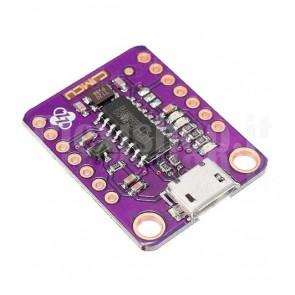 Modulo convertitore USB RS232 TTL, CH340G