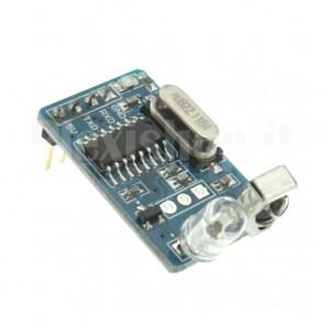 Modulo decoder encoder IR per Arduino