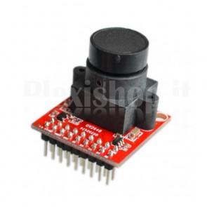 Modulo fotocamera OV2640, 1600x1200 2Mp f3.0
