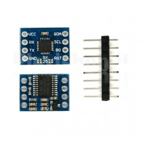GY-25 module, 6-axis gyroscope accelerometer
