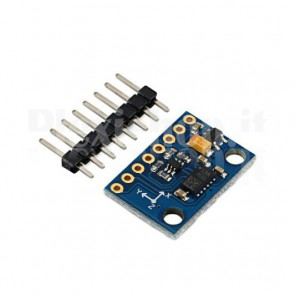 GY-511 module, 6-axis magnetometer and accelerometer