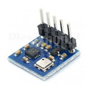 Three-axis compass + barometer GY-652 module