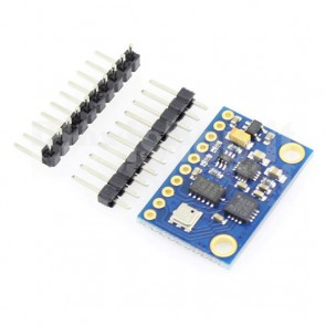 10 axis GY-801 module, gyroscope accelerometer magnetometer pressure sensor