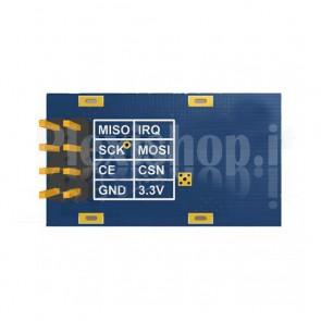 Trasmettitore seriale a lunga distanza a 2.4GHz 100mW, nRF24L01 PA + LNA
