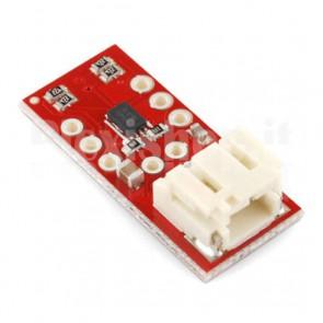 Modulo per monitorare lo stato di una batteria LiPo con MAX17043
