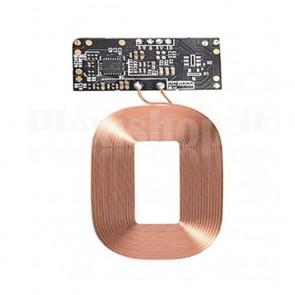 Modulo QI ricevitore caricatore wireless