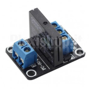 1 Channel SSR Relay Module - 5V