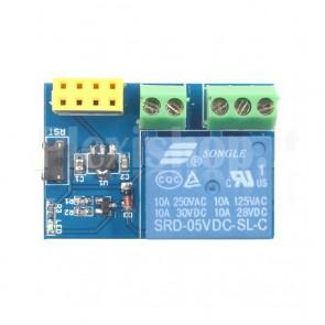 Modulo Relay Wireless ESP8266 ESP-01 per Smartphone