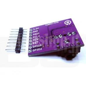 Modulo ricevitore FM per Arduino, chip Si4703
