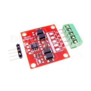 Modulo RS422 per Arduino, MAX490
