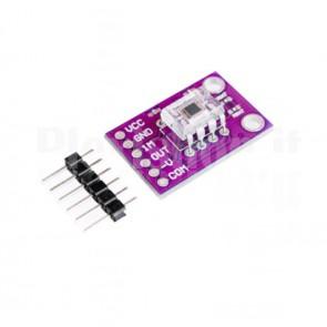 Modulo sensore di luminosità con OPT101