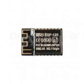 Modulo seriale WiFi ESP8266 (upgrade) ESP-12S