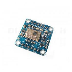 Modulo Termocamera IR AMG8833 8x8 Pixel