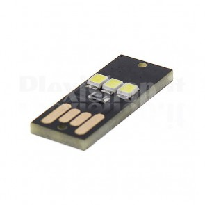 Modulo USB a 3 LED