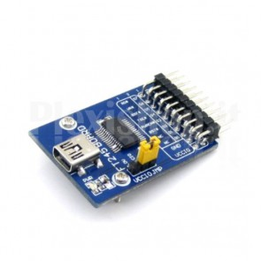 Modulo Waveshare FT245 USB FIFO