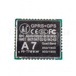 Moldulo GPS GPRS GSM A7