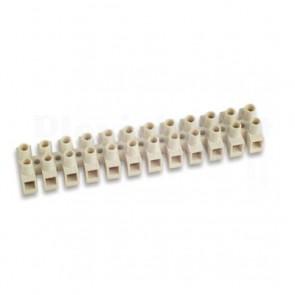 Morsettiera 12 Poli per Contatti Elettrici max 4,0 mm2