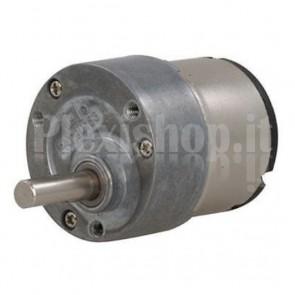 Motore elettrico con riduttore di giri, HN-GH12-1329Y, 12Vcc 26RPM