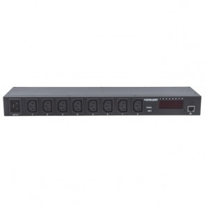 "Multipresa intelligente per rack 19"" 8 porte"