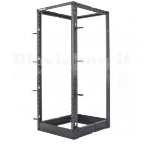 Open Frame Rack 19'' 4 Montanti