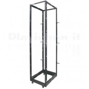 Open Frame Rack 19'' 4 Montanti, 45 unità