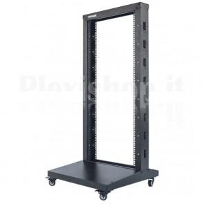 Open Frame Rack 19'' 48 unità 2 Montanti