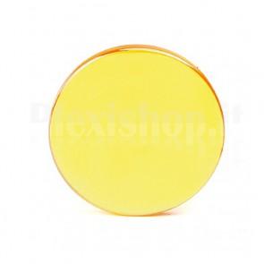 Lente americana in CVD-ZnSe, diam. 25.4mm, 63.5mm FL
