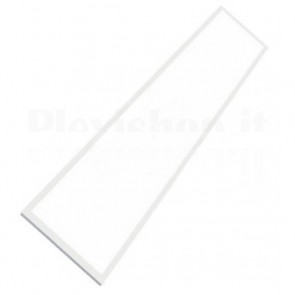 Pannello Luminoso a LED Basic 120x30cm 36W Bianco Neutro A+