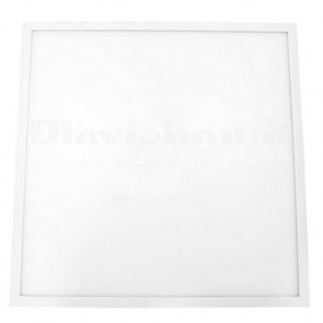 Pannello Luminoso a LED Plus 60x60cm 36W Bianco Caldo A+