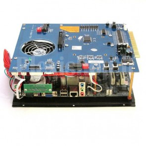 Piattaforma per retro-console, 2100 giochi e 80GB HDD