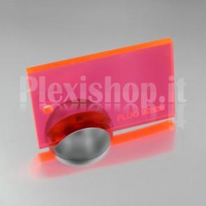 Plexiglass 92325 Arancione Fluorescente