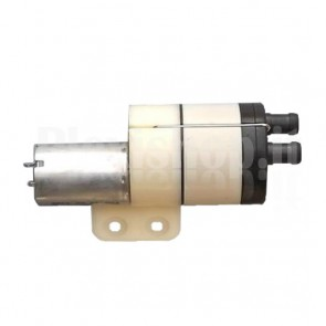 Pompa a membrana per aria e acqua, 1.5-3.0L/min. 24Vcc
