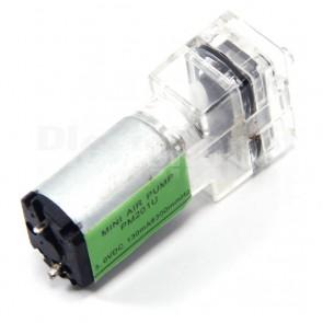 Pompa per aria a diaframma miniaturizzata, 1.5-6VDC