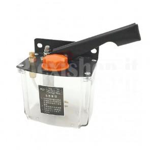 Pompa manuale per lubrificazione CNC