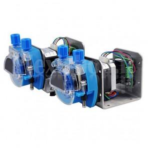 Pompa Peristaltica di Precisione a 4 rulli, 24V 56ml/min BPT