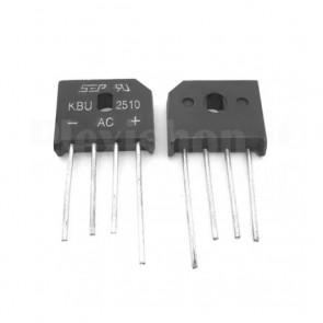 Ponte di diodi KBU2510 1000V 25A