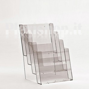 4 Pocket A5 brochure holder