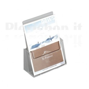 Single Brochure Holder A6 (105 × 148 mm)