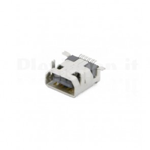 Presa Mini USB 10P SMD