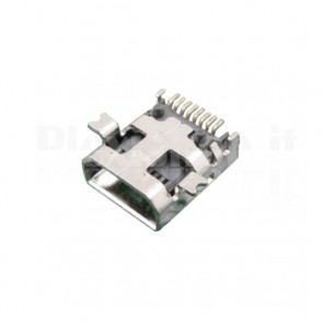 Presa Mini USB 8P SMD