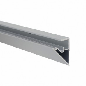 Anodized Aluminium Profile 400 mm