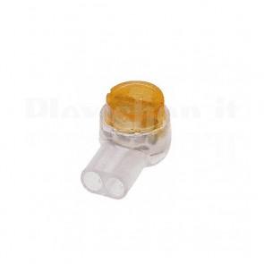 Connettore Scotchlok muffola 2 fili UY2