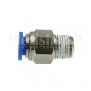 Pneumatic automatic fitting – 10 mm / thread 1/8""