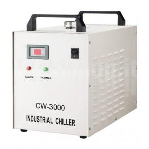 Refrigeratore ad acqua per laser da 80W, modello CW3000