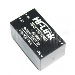 Regolatore di tensione AC-DC HLK-PM12 Buck Step Down, 12V